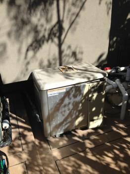 Repair pool heater San Diego