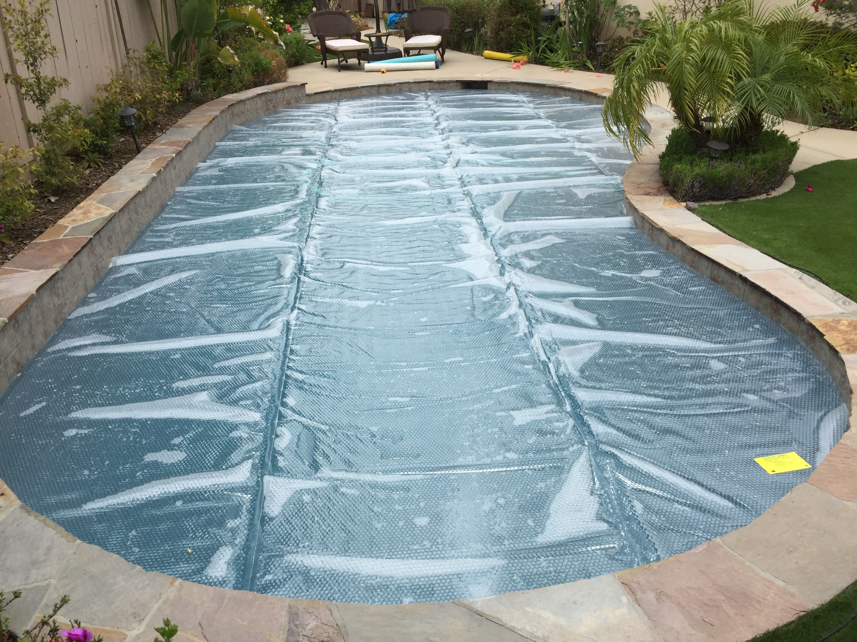 San Diego Pool Solar Cover Installation Swim Care Pool