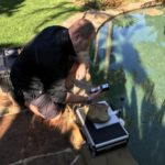 inground pool leak repair