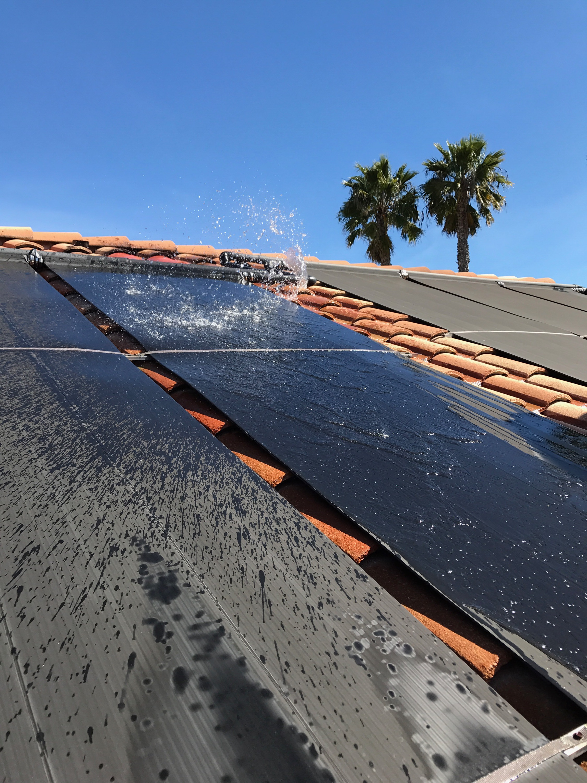 Pool Solar Heating Repair Swim Care Pool Services