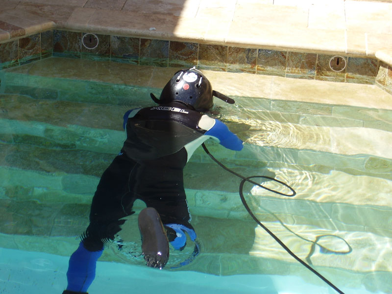 San Diego Pool Leak Detection
