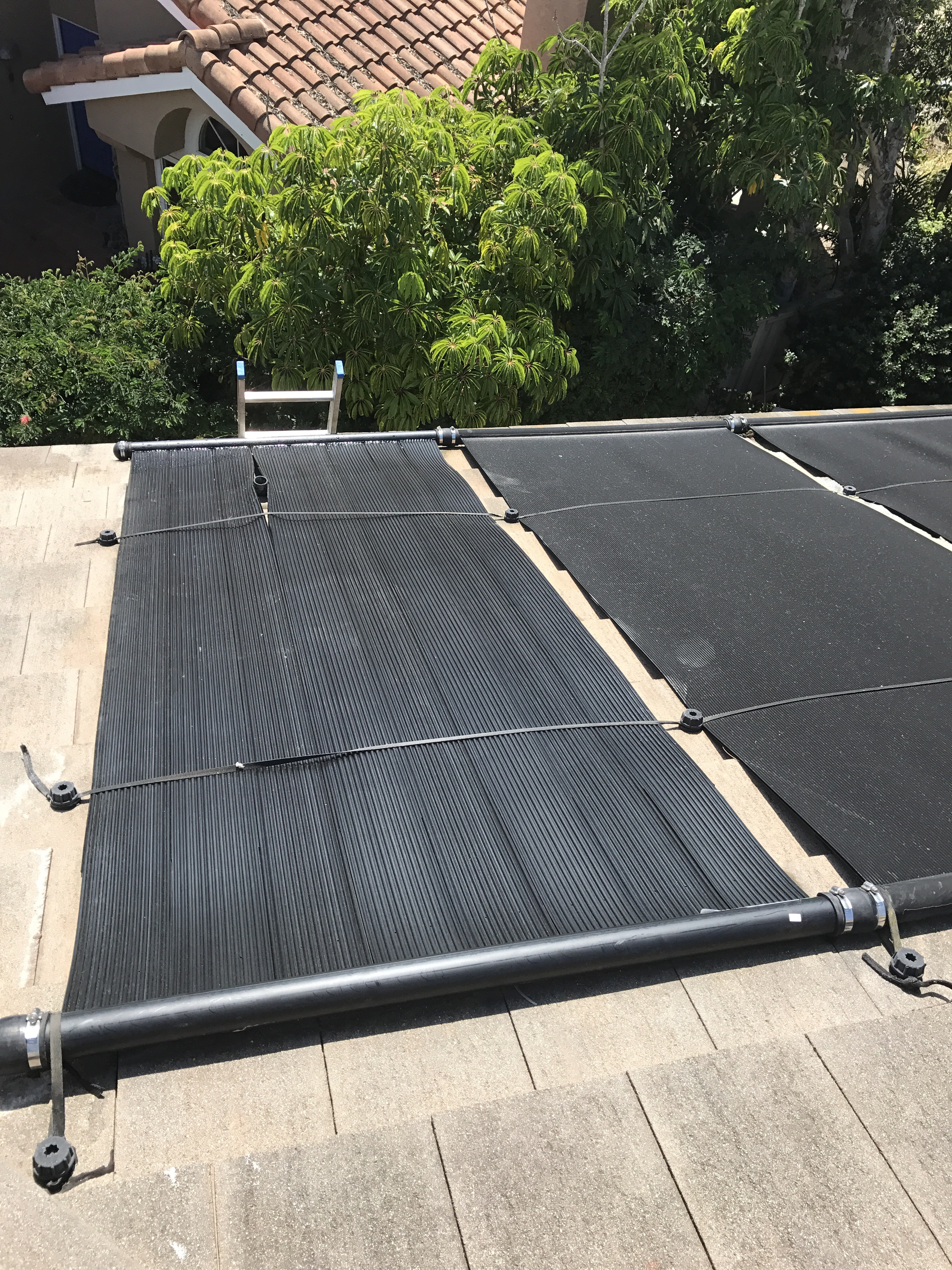 Pool Solar Leak Repair in Rancho Santa Fe