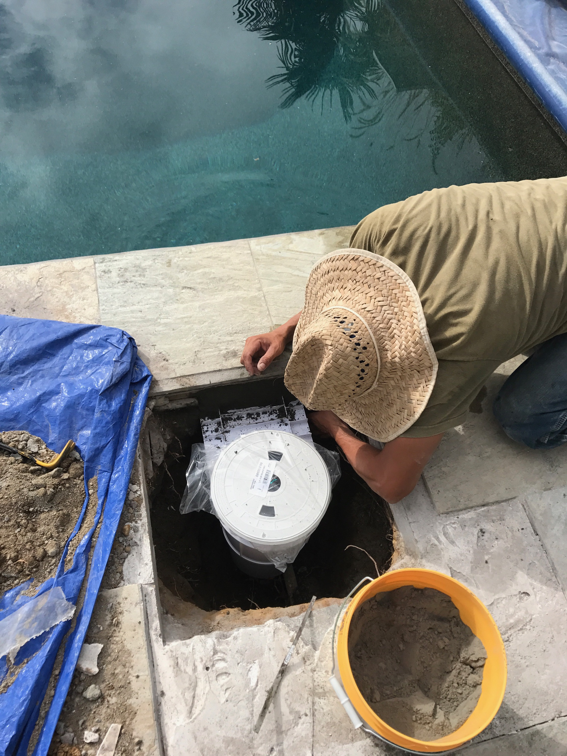 La Jolla Pool Skimmer Leak Repair Swim Care Pool Services