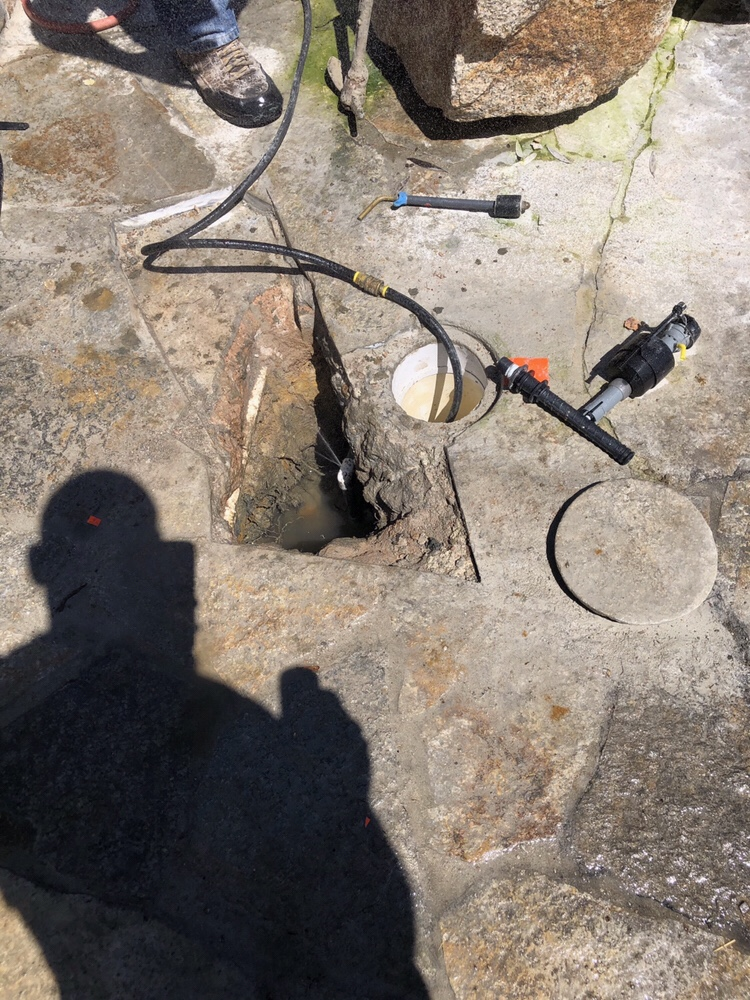 Pool Autofill Leak Repair