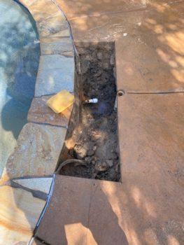 pool plumbing repairer