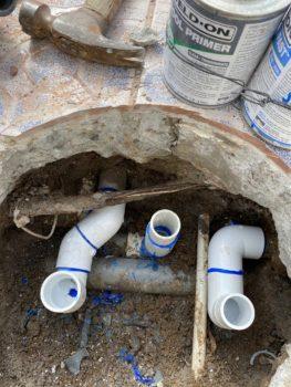 pool leak repair